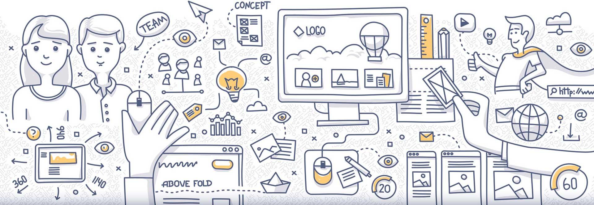 realizzazione siti web design milano